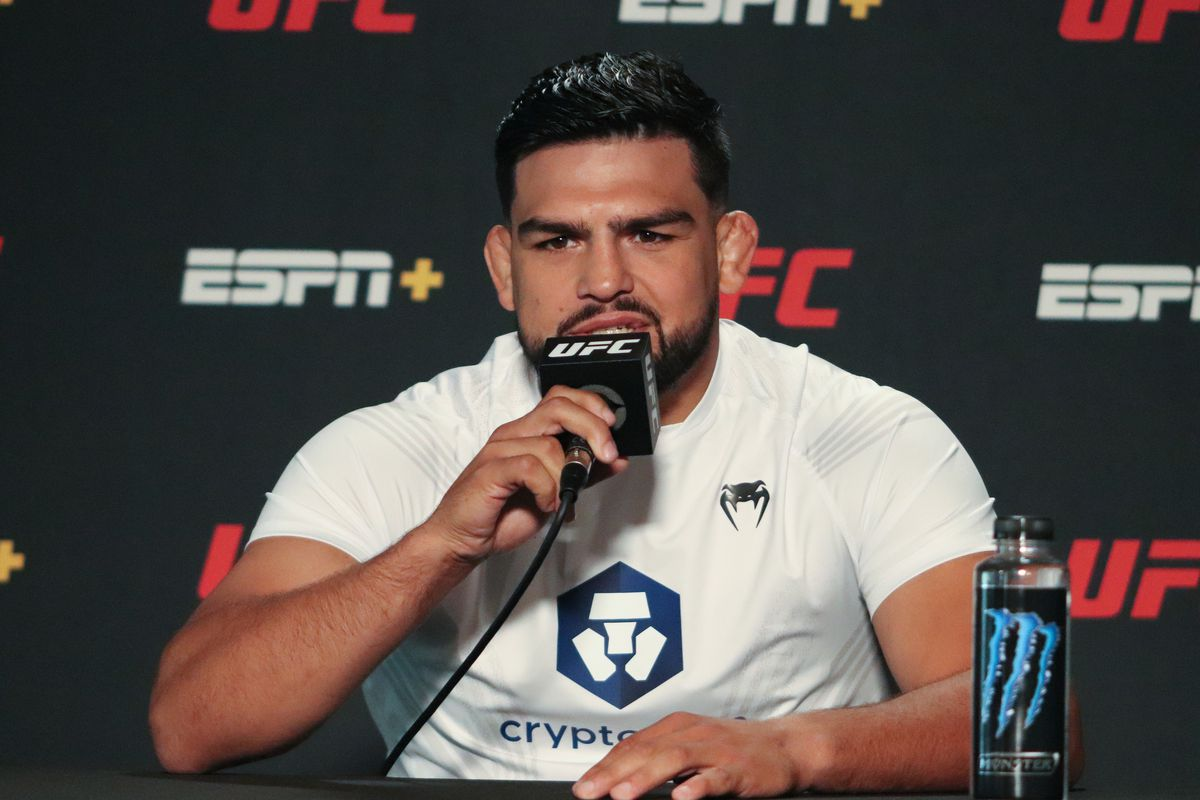 MMA: AUG 18 UFC Vegas 34 Media Day