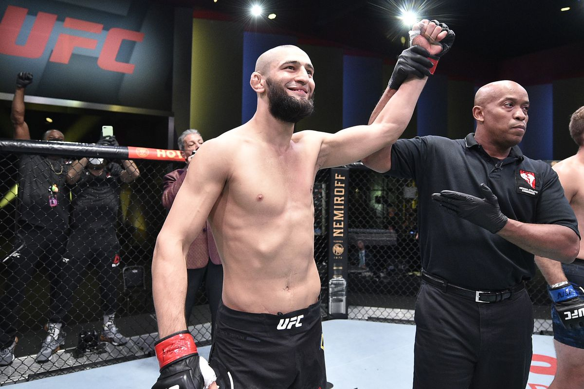 Dana White plans to rebook Leon Edwards vs. Khamzat Chimaev as Jan. 20 headliner on Fight Island - MMA Fighting