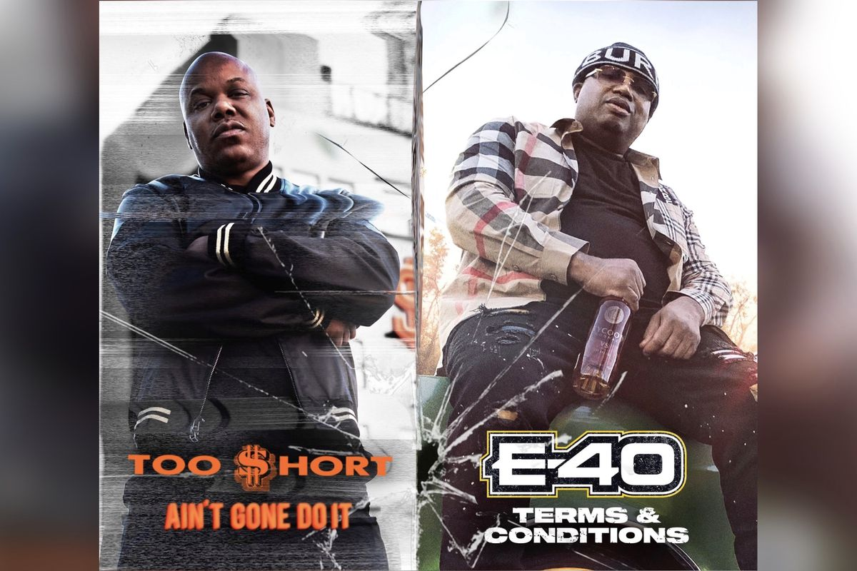 Too Short and E-40