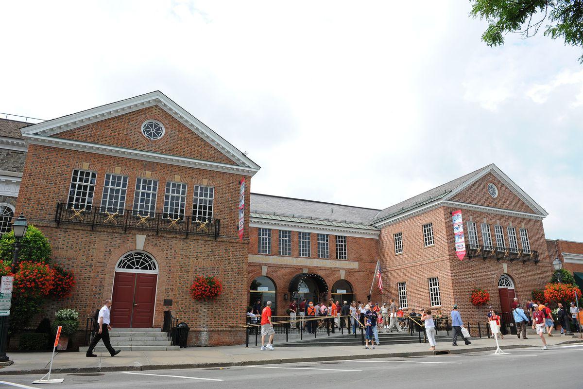 2009 Baseball Hall of Fame Induction