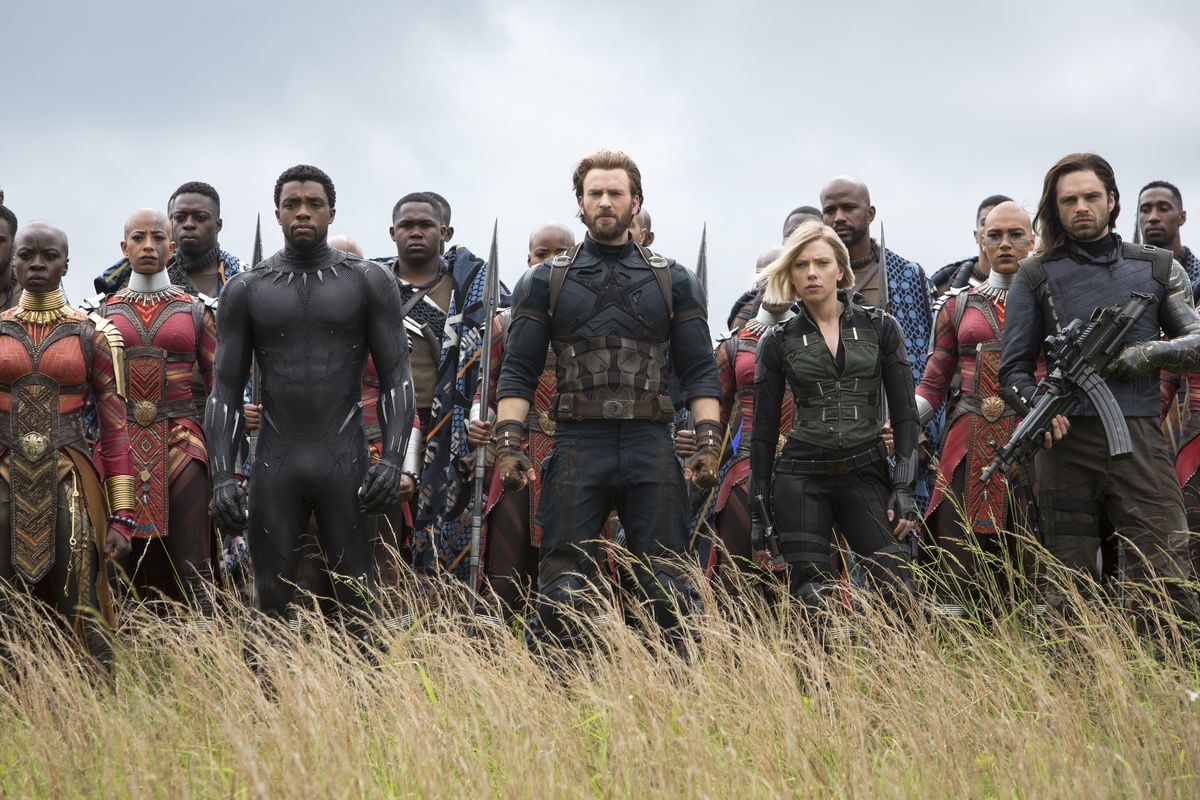 3fdf789ac8b4 Avengers  Infinity War has pulled in  250 million for the biggest US  opening to date