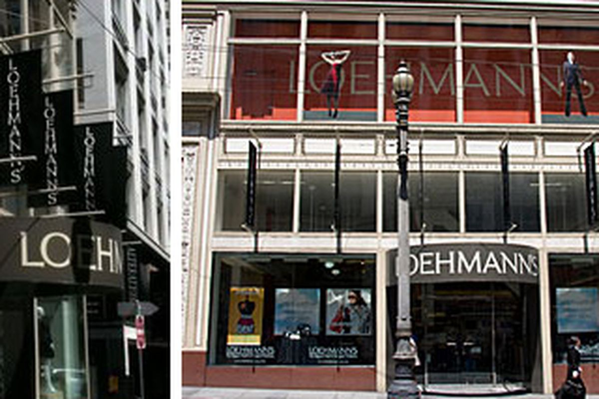"""Loehmann's is closing and everything must go; photos via <a href=""""http://www.unionsquareshop.com/pages/loehmanns.html"""">Union Square Shop</a>"""
