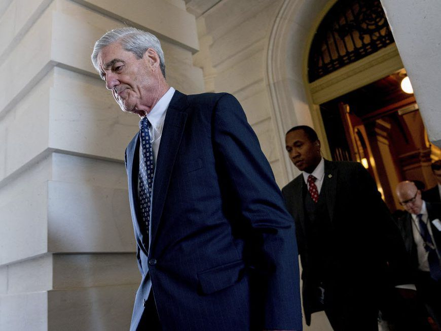 President Donald Trump is questioning the impartiality of Robert Mueller's investigation and says the probe is groundless, while raising doubts about whether a fired top FBI official kept personal memos outlining his interactions with Trump.   Andrew Harn