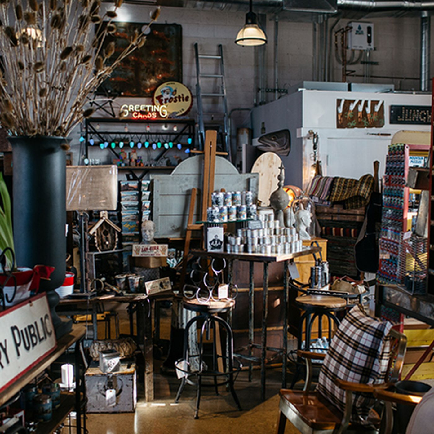 Everything You Want to Know About Detroit Artifactry in Corktown - Curbed  Detroit - Everything You Want To Know About Detroit Artifactry In Corktown