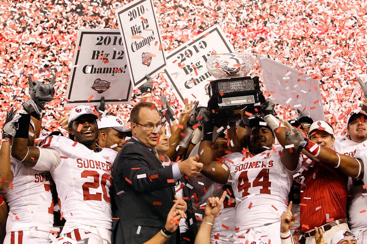 Oklahoma Football vs. TCU: Big 12 Championship preview ...