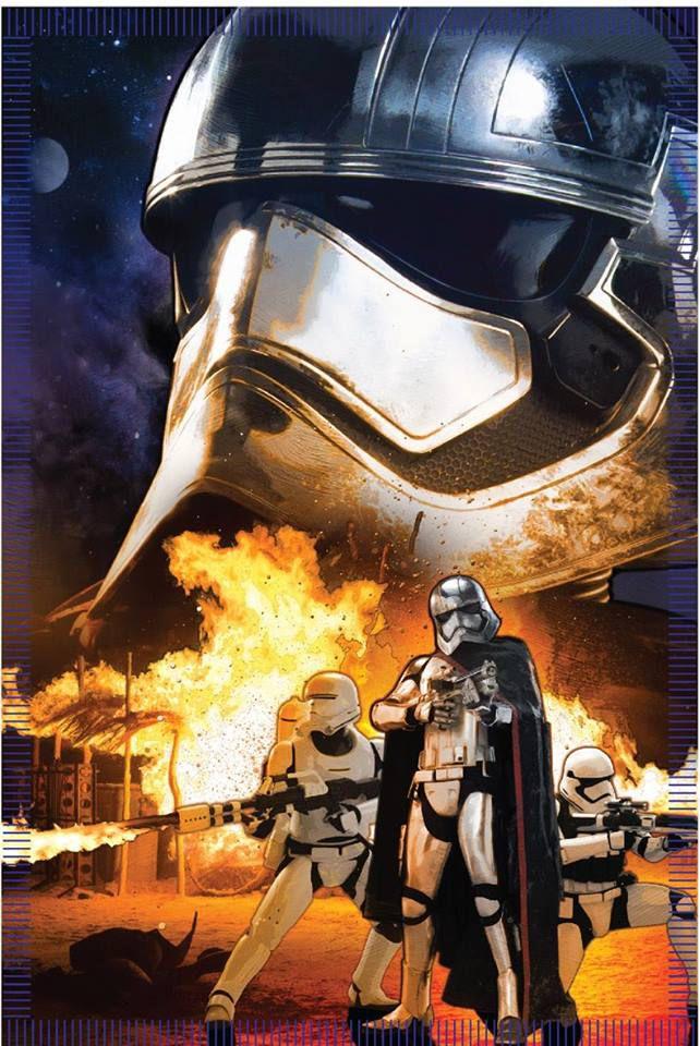 Star Wars: The Force Awakens poster/art 642