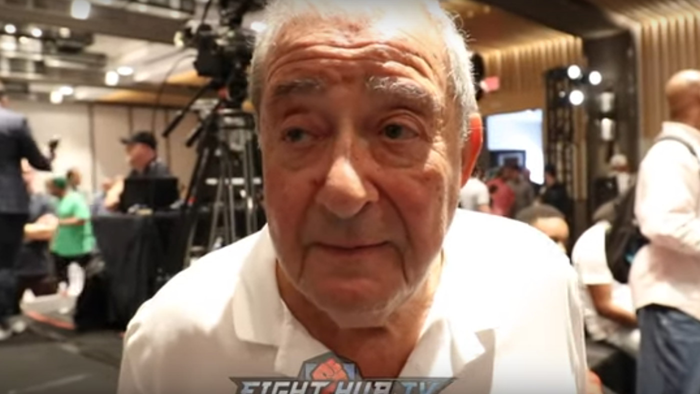 Bob Arum explains how Andy Ruiz can get out of Saudi Arabia rematch with Anthony Joshua