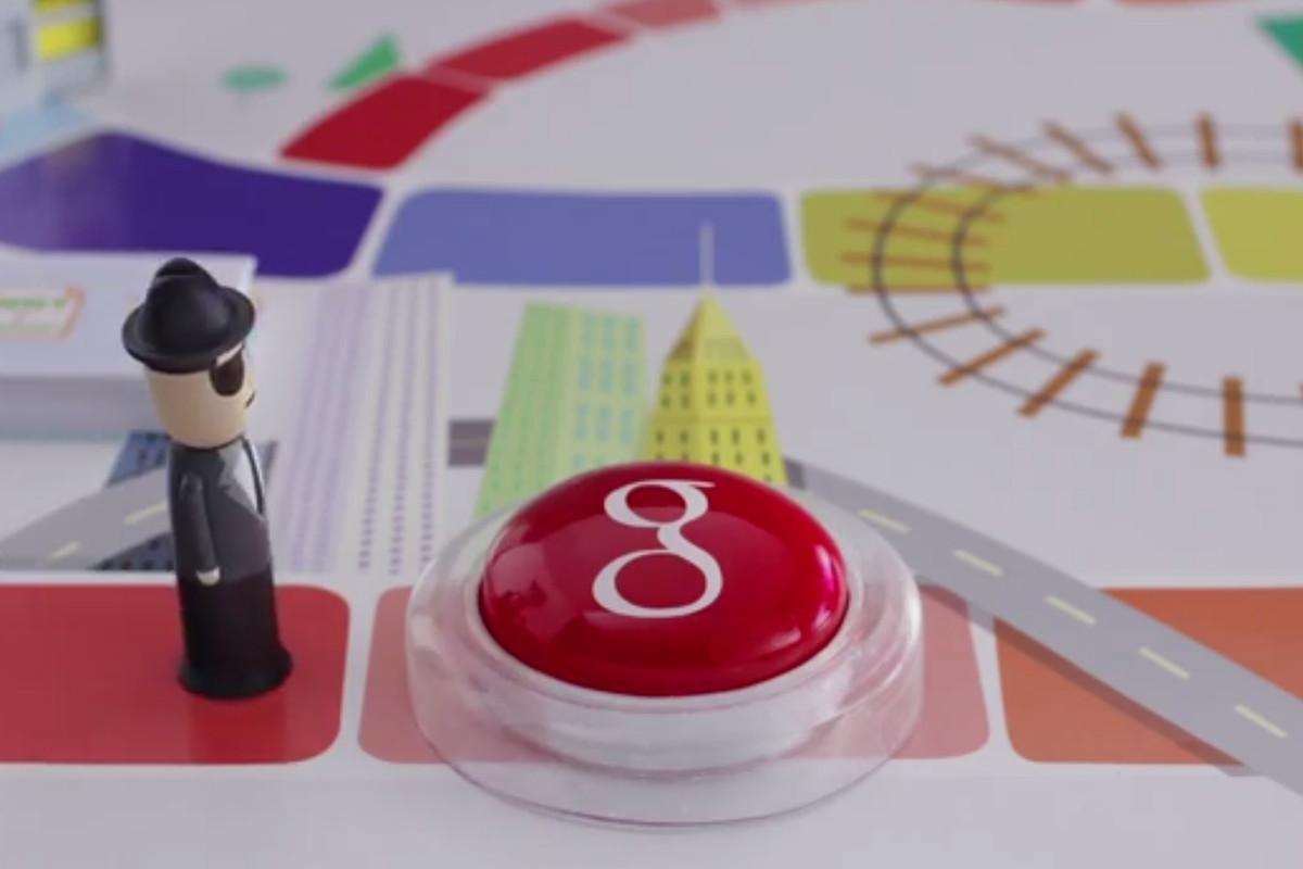 Google Board Game