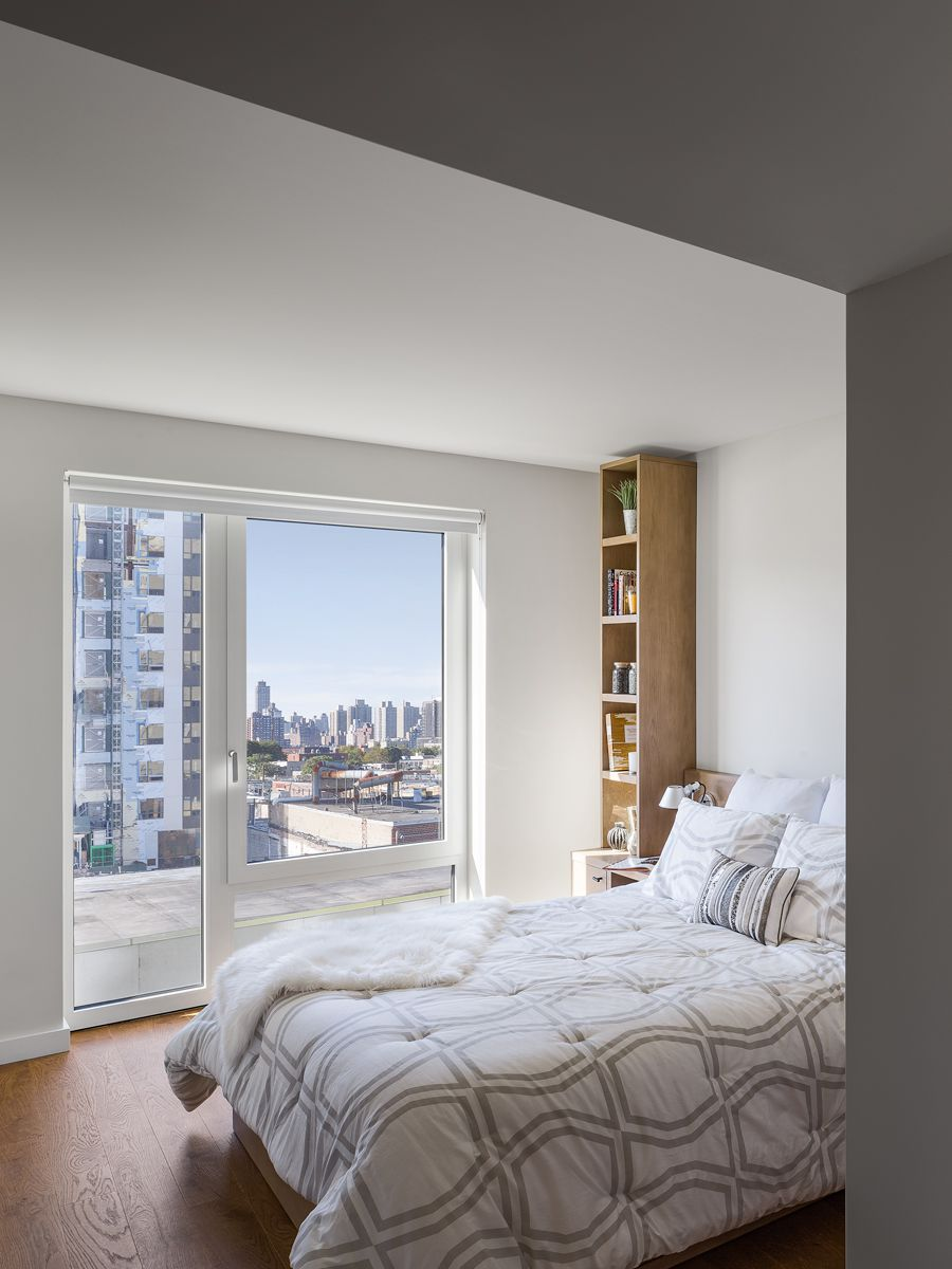 Long Island City rental has 57 micro apartments for families - Curbed NY