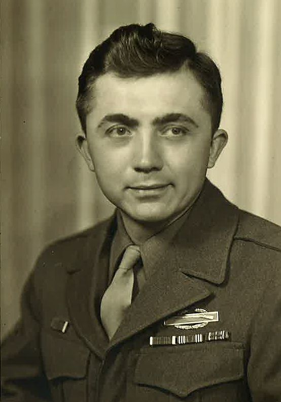 Ernest Ulrich, shown here in his Army uniform in 1945 | Provided photo