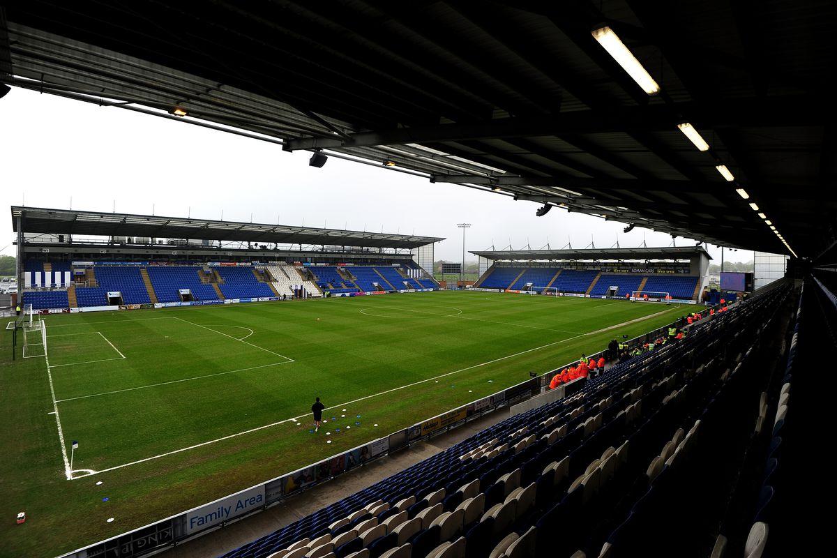 Colchester United v Preston North End - Sky Bet League One