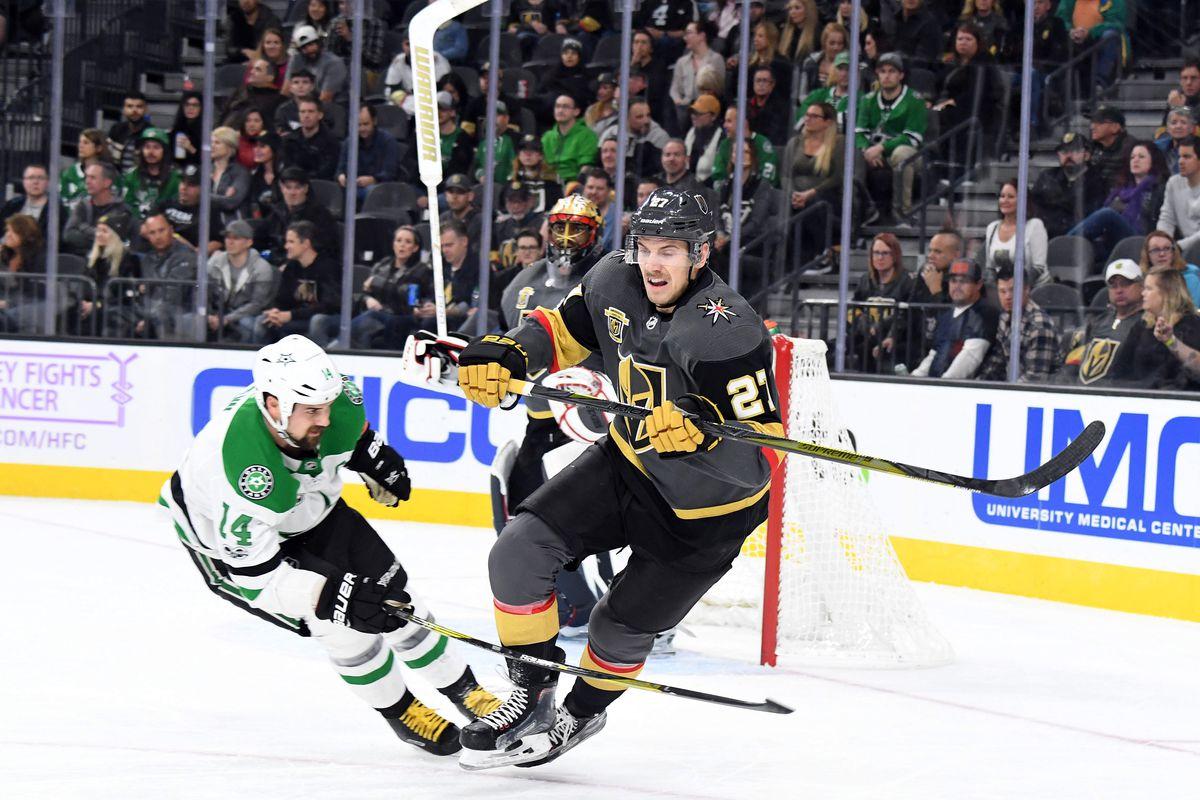 NHL: Dallas Stars at Vegas Golden Knights