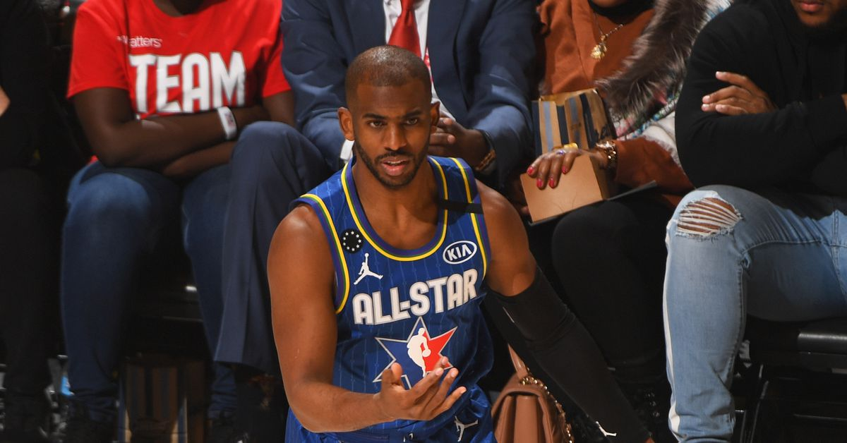 The NBA All-Star Game is better with Chris Paul