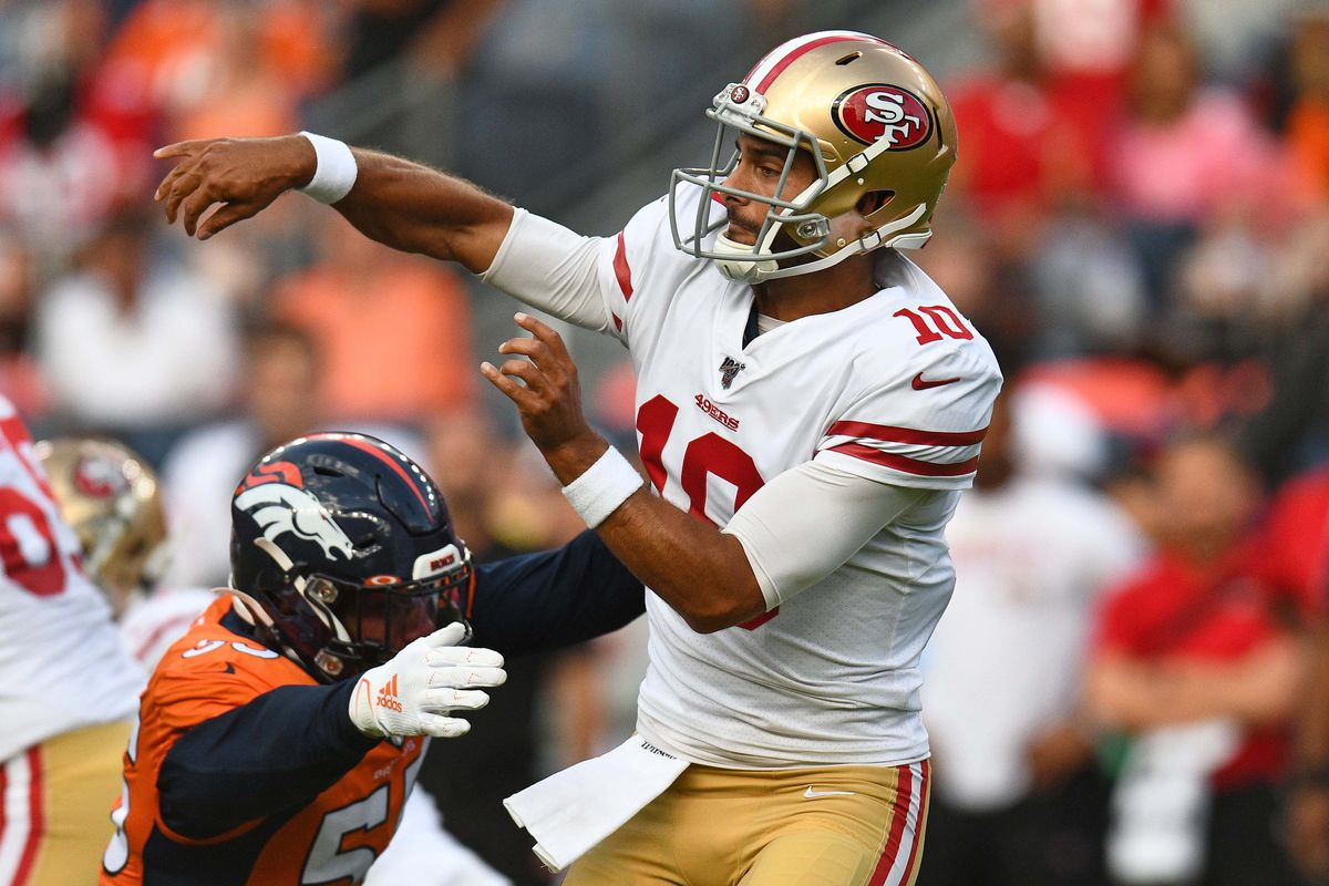 75464a0f 49ers vs. Chiefs: Four matchups to watch during the third preseason ...