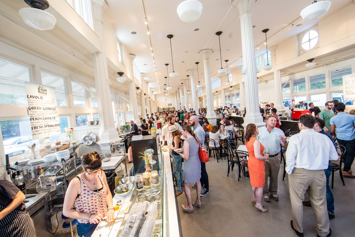 Best Dishes At St. Roch Market; Booze Delivery App Hits NOLA - Eater New Orleans