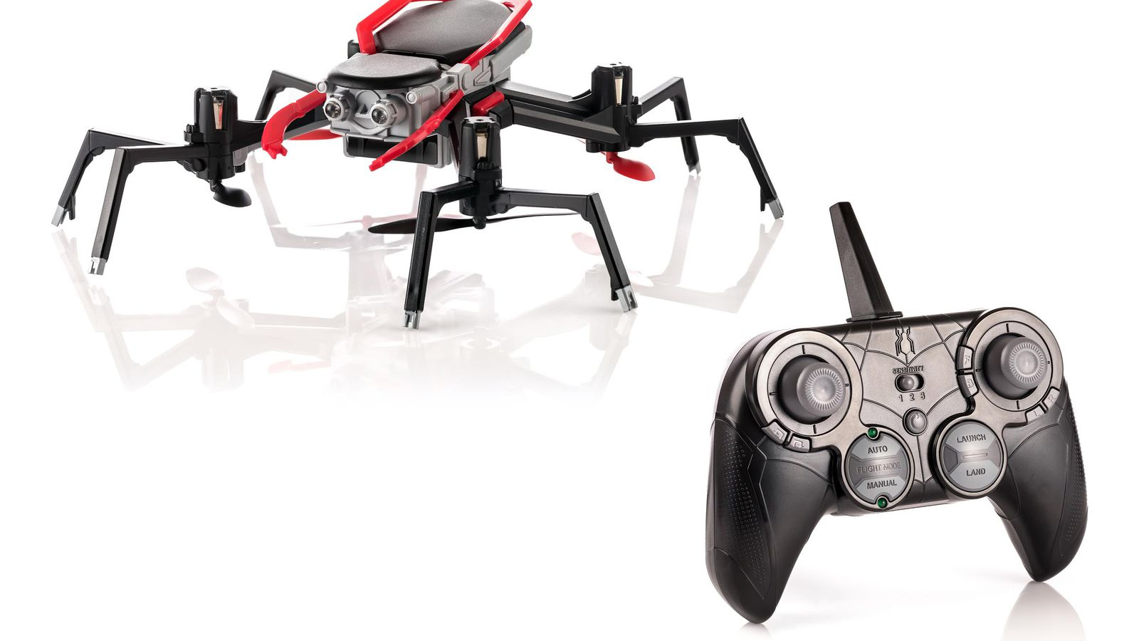 You Spider-Can Be Spider-Man with your Very own Spider-Drone