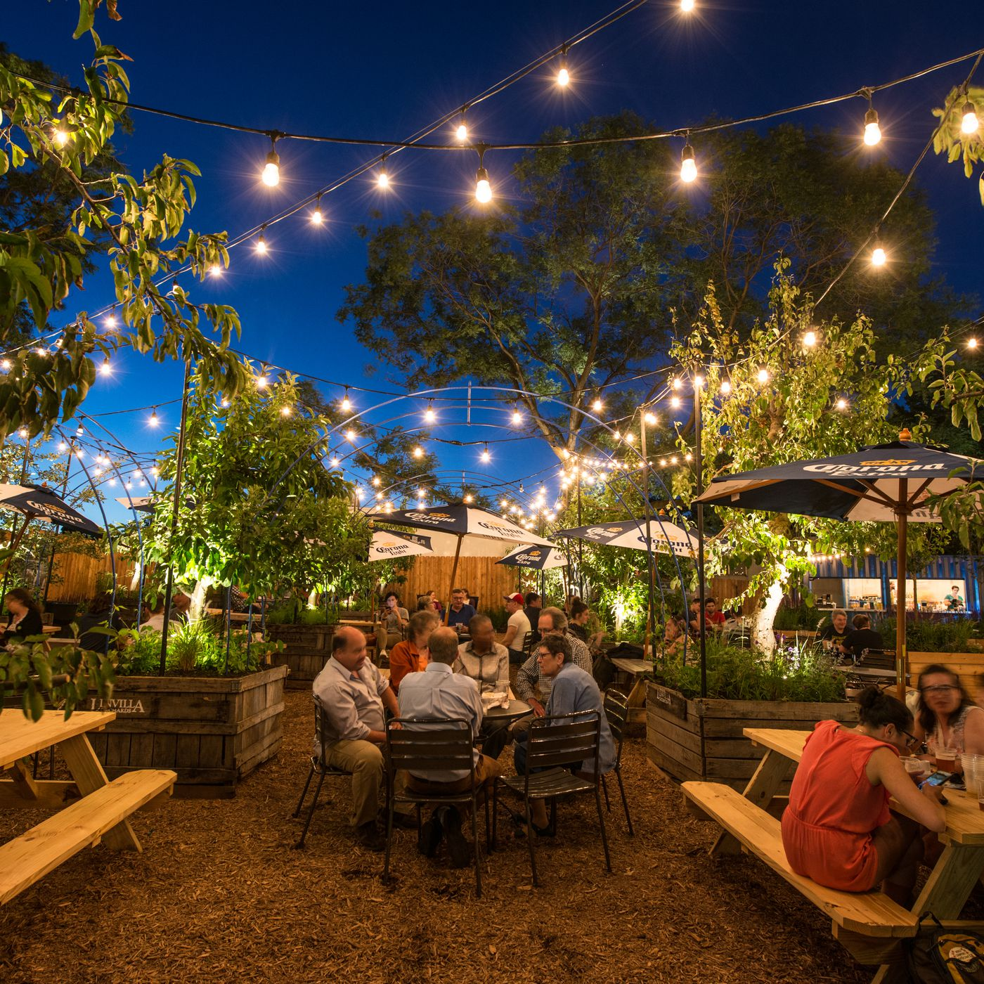 A Guide To Philly S Beer Gardens Eater Philly