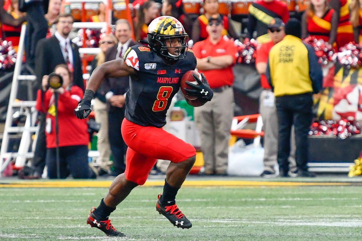 Tayon Fleet-Davis, Maryland football
