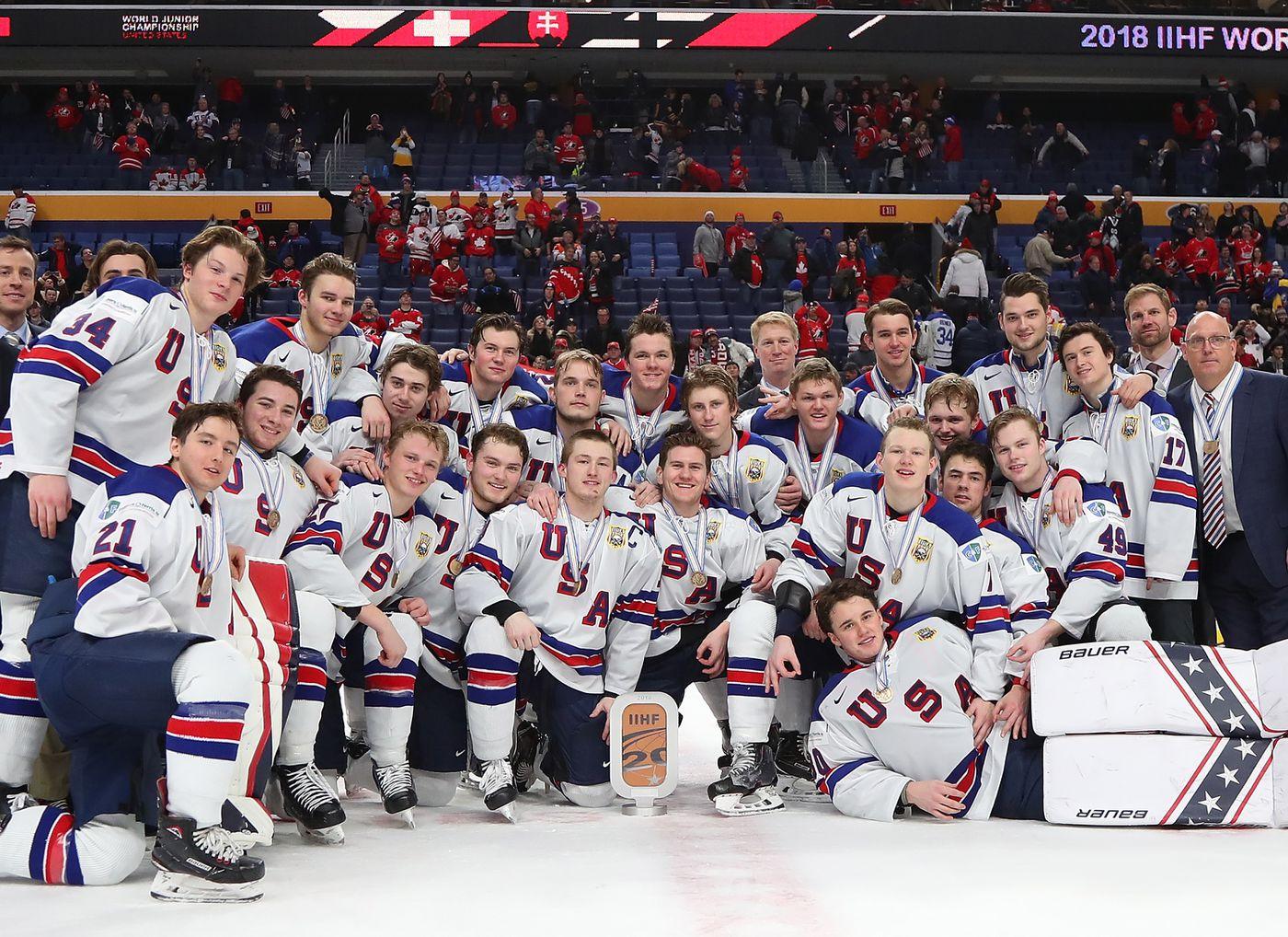 2019 World Junior Hockey Championship Tournament Preview Schedule