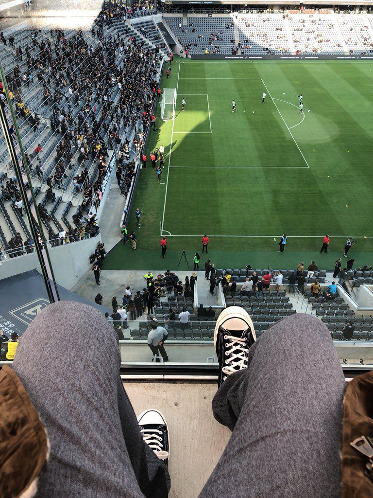 A Review Of Banc Of California Stadium Lag Confidential