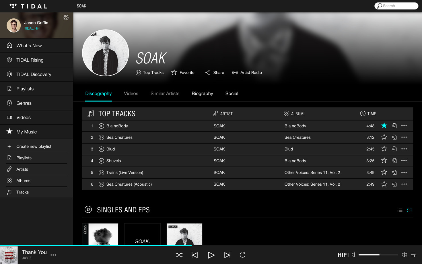Jay Z's music service has new apps, concert tickets, and a lot to