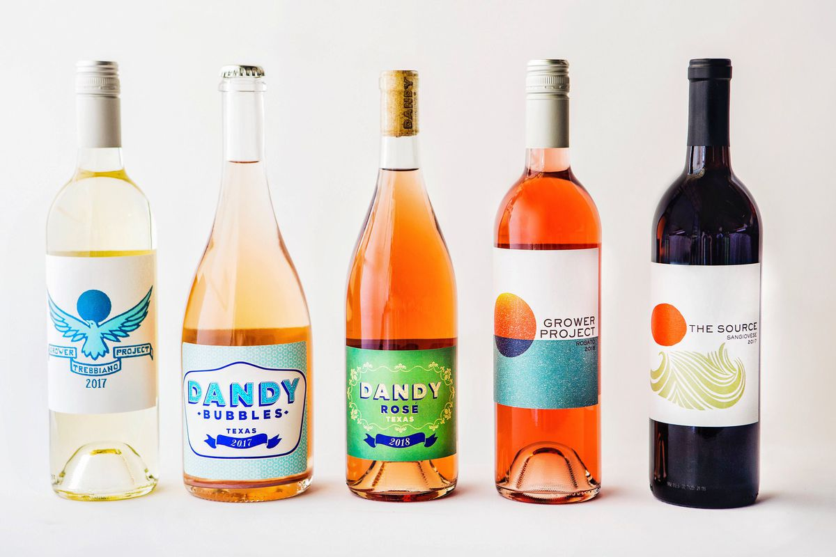 Wine for the People's wines
