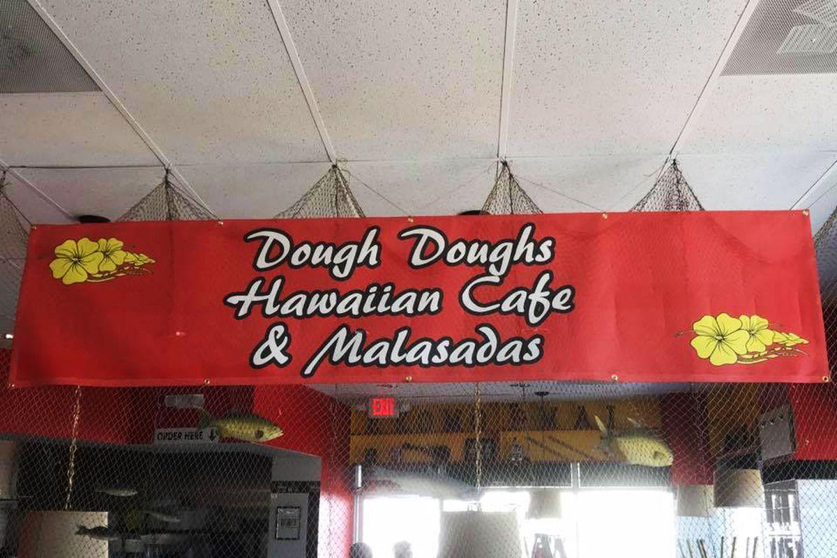 Dough Dough's Hawaiian Cafe