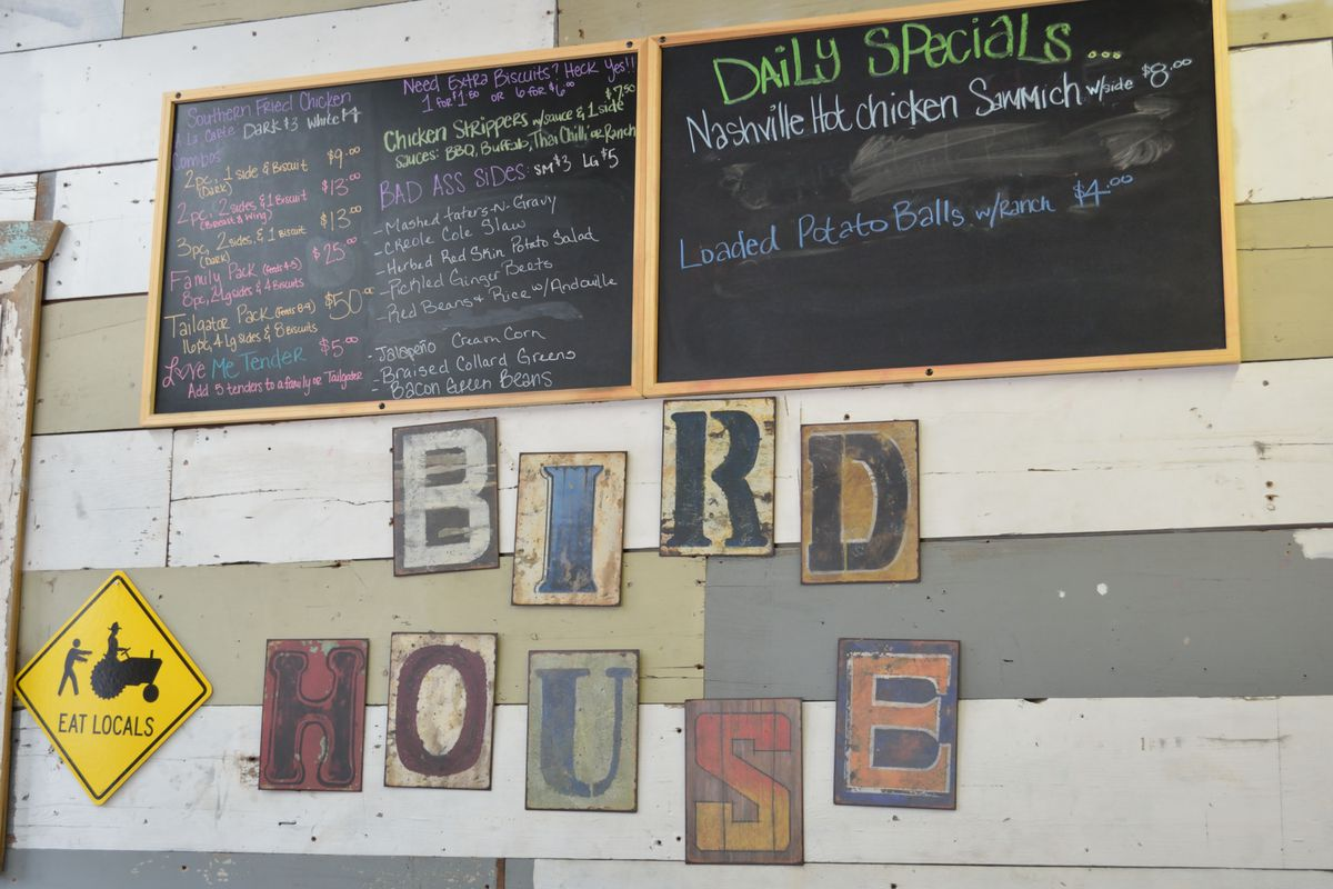 Bird House, the breakout hit of the summer, will close this week.