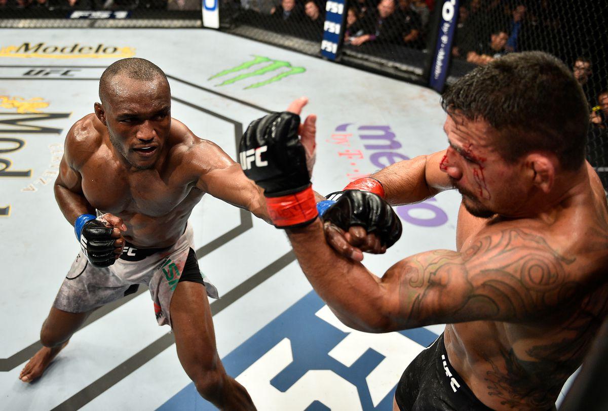 The Ultimate Fighter Finale: Dos Anjos v Usman