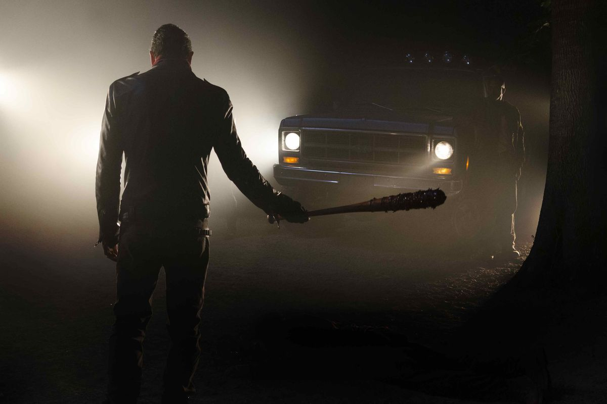 1028fb9028b The Walking Dead s Negan story has betrayed what made the show worth ...