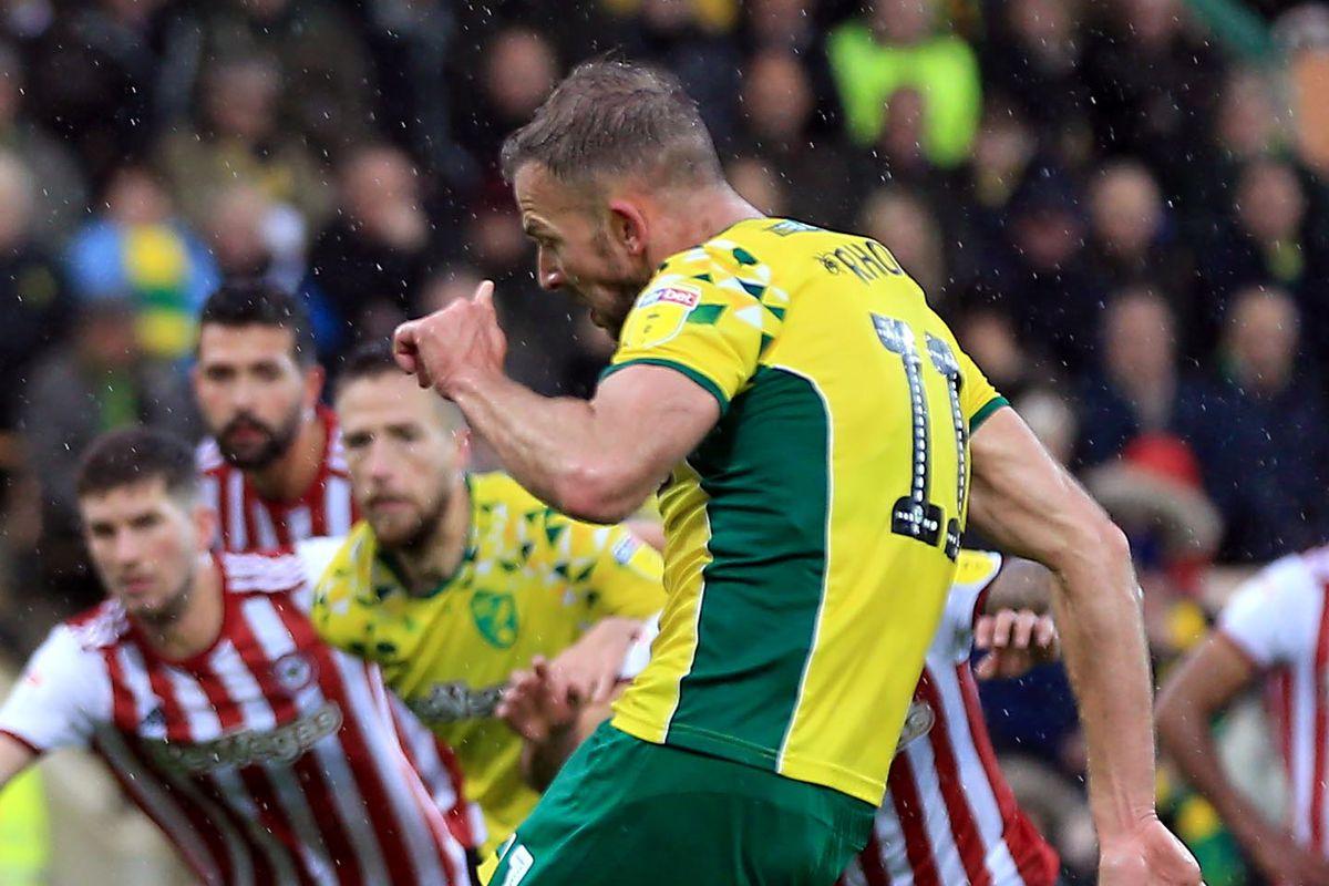 Norwich City v Brentford - Sky Bet Championship