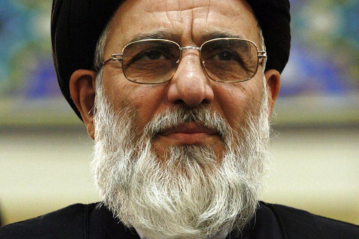Grand  Ayatollah  Mahmoud Hashemi  Shahroudi