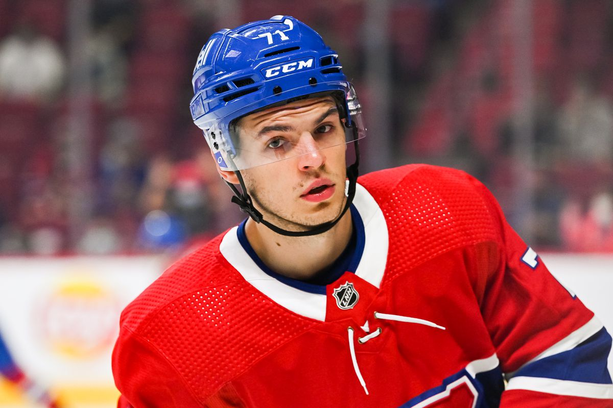 NHL: SEP 26 Montreal Canadiens Scrimmage