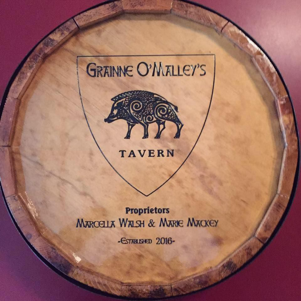 Grainne O'Malley's