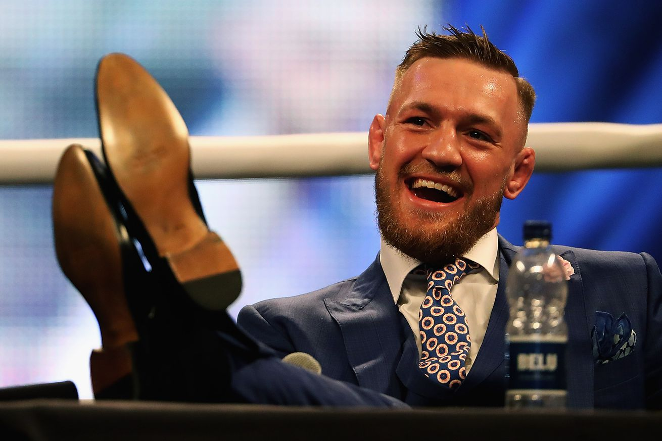 Conor McGregor racist? 'Notorious' father has a little message for UFC race baiters