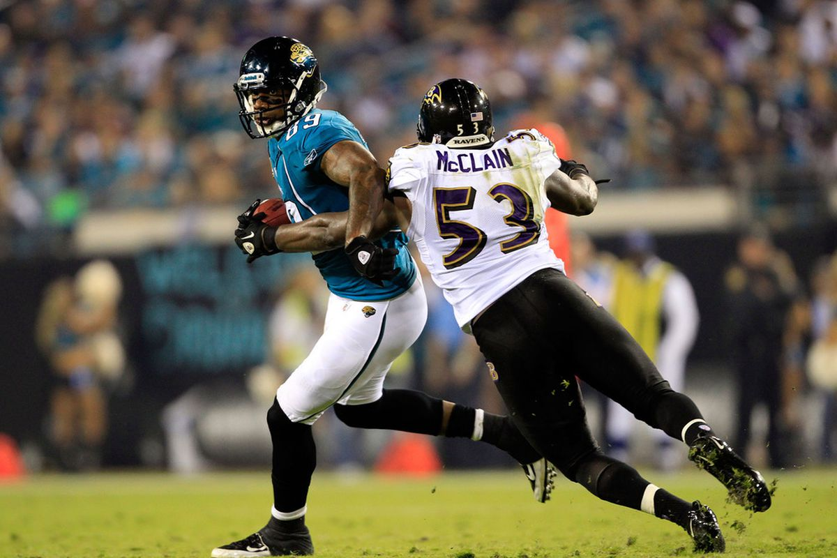 Jameel McClain still taking MRIs with hopes of being cleared sometime soon.
