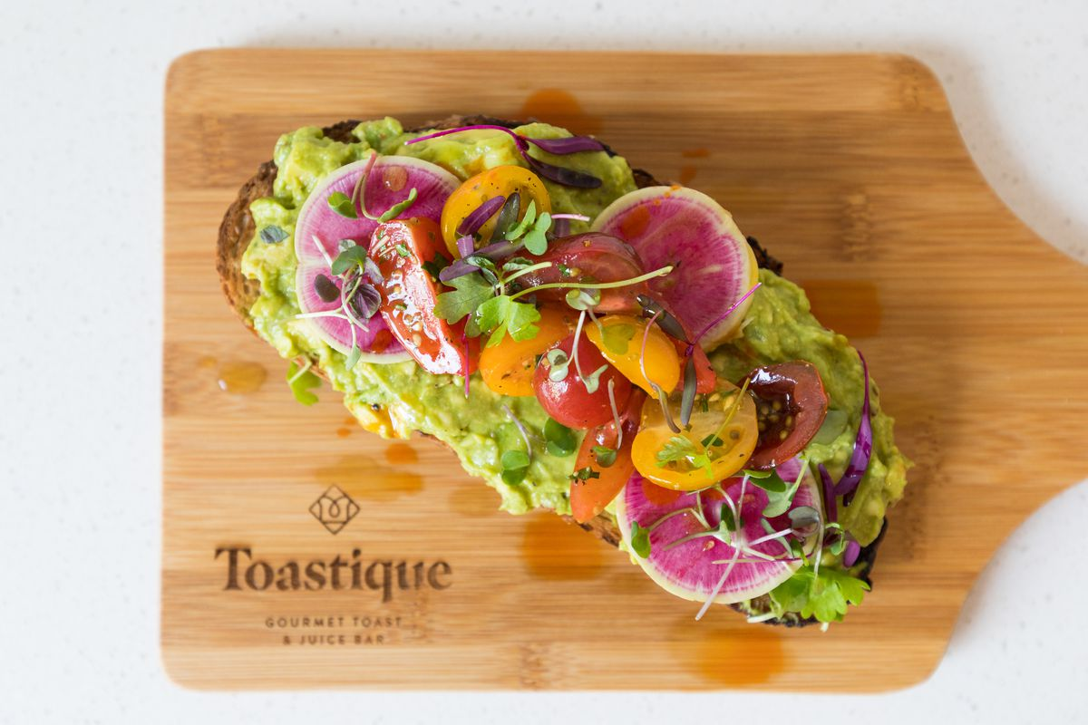 Toastique Is Opening in Old Town With Avocado Toast and Acai Bowls