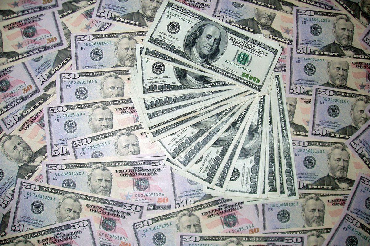 (Flickr) American money