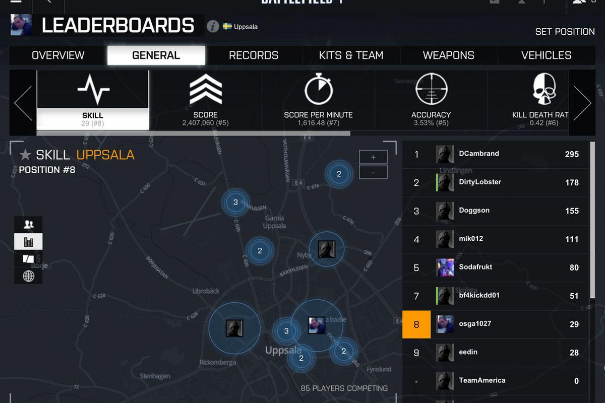Battlefield 4 Battlelog Features Explained Polygon