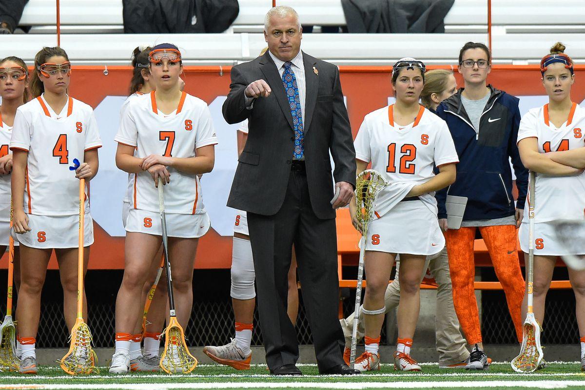 Boston College v Syracuse