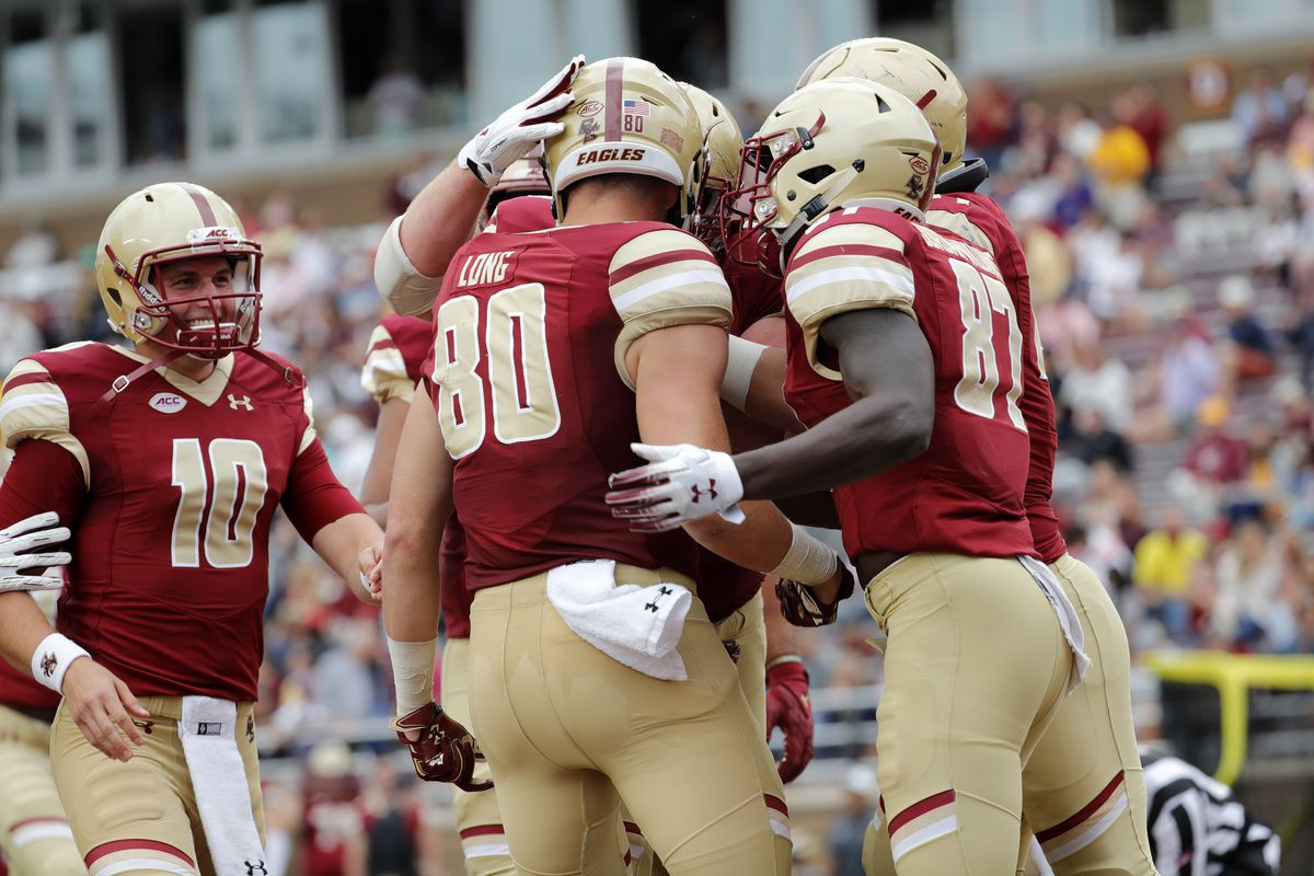 BC Football Coaching Updates: O-Line, D-Line, and Tight Ends