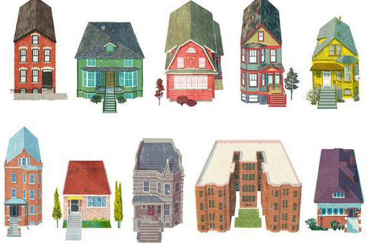 A handy guide to the most classic types of chicago houses for Different kinds of houses