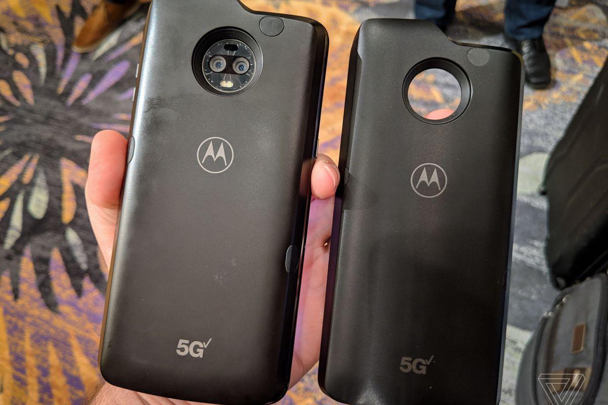 Motorola's 5G Moto Mod will have proximity shutoff sensors to limit
