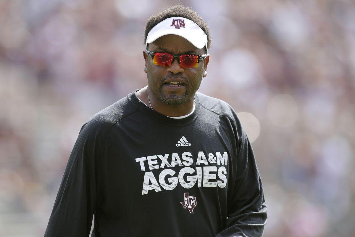 NCAA Football: UL Lafayette at Texas A&M