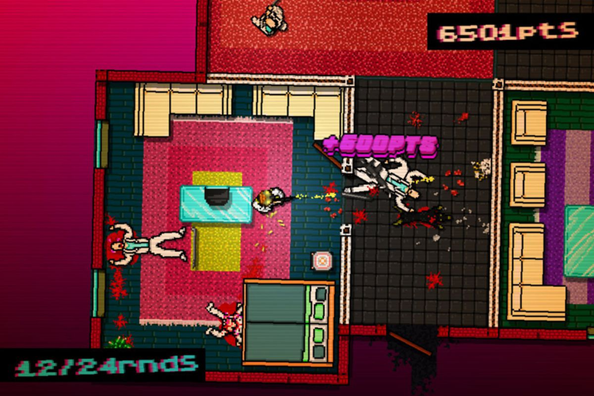 Hotline Miami patch adds Xbox 360 controller support, Mac version