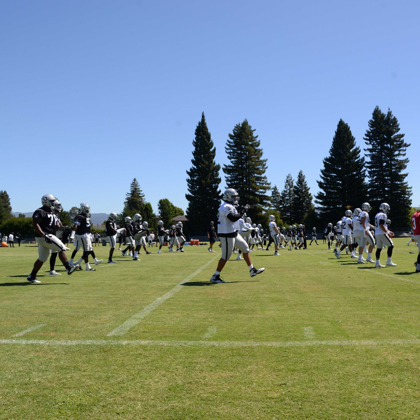 Raiders Release First 2016 Depth Chart Silver And Black Pride