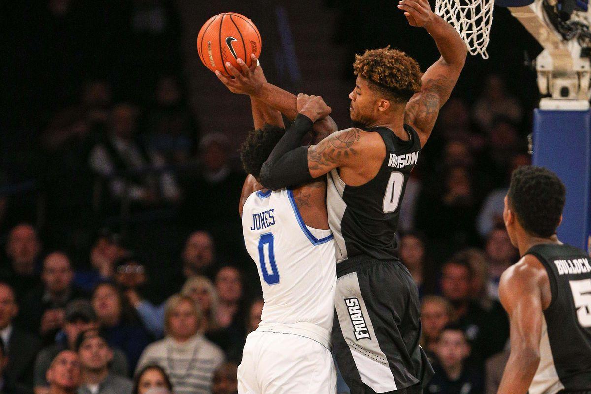 NCAA Basketball: Big East Conference Tournament-Xavier vs Providence