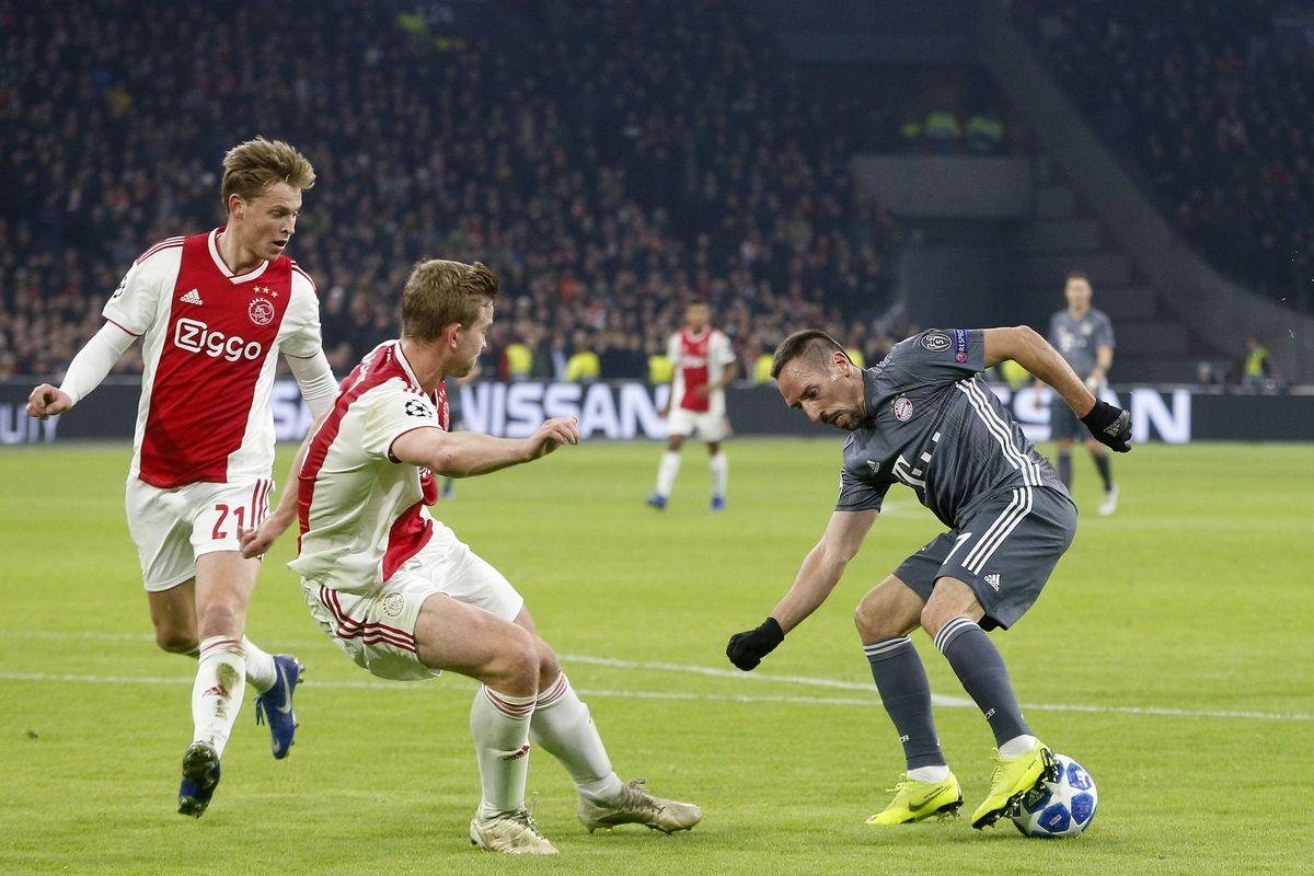 Ajax S Mathijs De Ligt And Frenkie De Jong May Want Fc Barcelona Kai Havertz Allegedly Wants To Play For Bayern Robert Lewandowski Is Good And More Bavarian Football Works