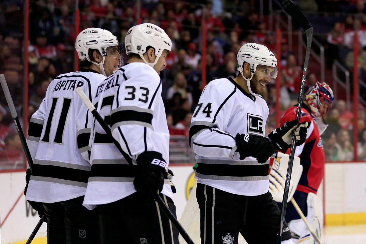Dwight King just loves Points Blown Standings