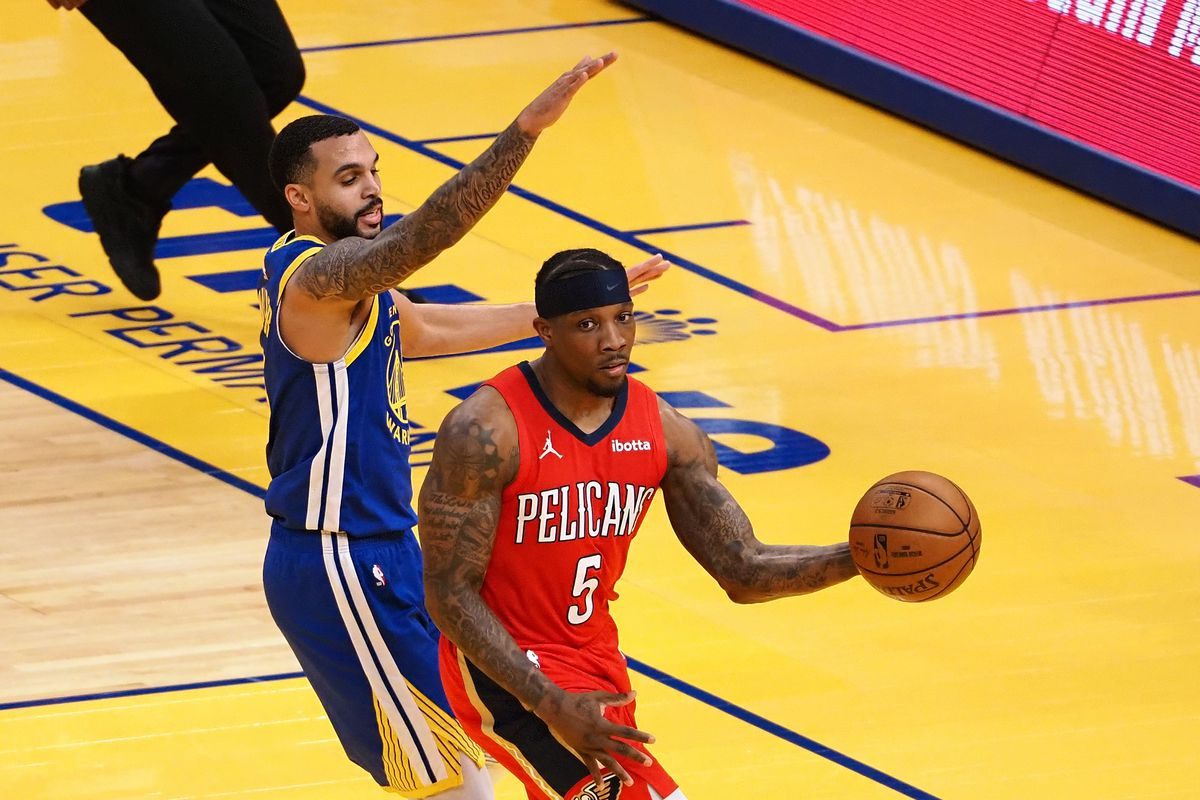 NBA: New Orleans Pelicans at Golden State Warriors